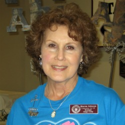 Photo of Sharon Johnson, 2011 Boutique Chair