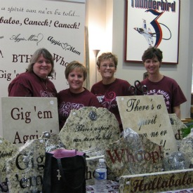 Photo from 2012 Aggie Moms' Boutique