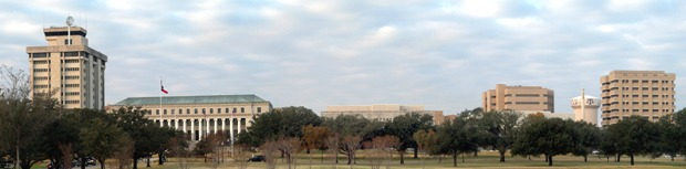 Photo of Texas A&M University Campus